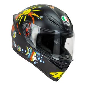 AGV K1 ZOO MATT BLACK