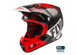 FLY RACING FORMULA CARBON VECTOR RED/WHITE/BLACK