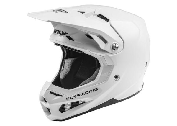 FLY RACING FORMULA CARBON WHITE
