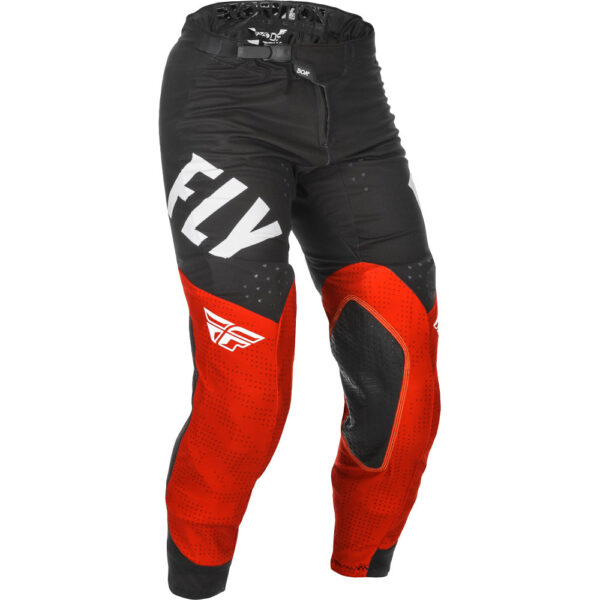 FLY RACING 2021 EVOLUTION DST RED/BLACK/WHITE PANTS