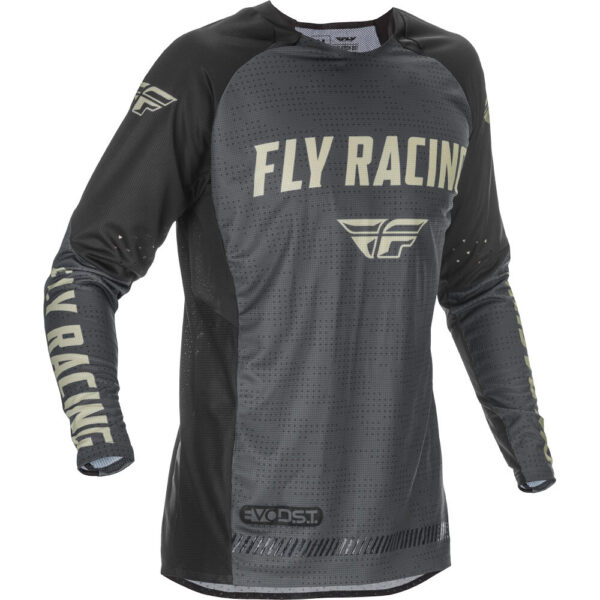 FLY RACING 2021 EVOLUTION DST GREY/BLACK/STONE