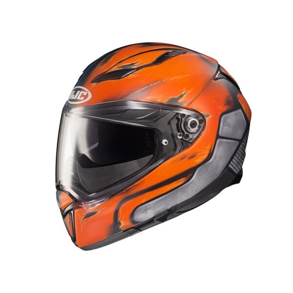 HJC DEATHSTROKE DC COMICS MC-27F
